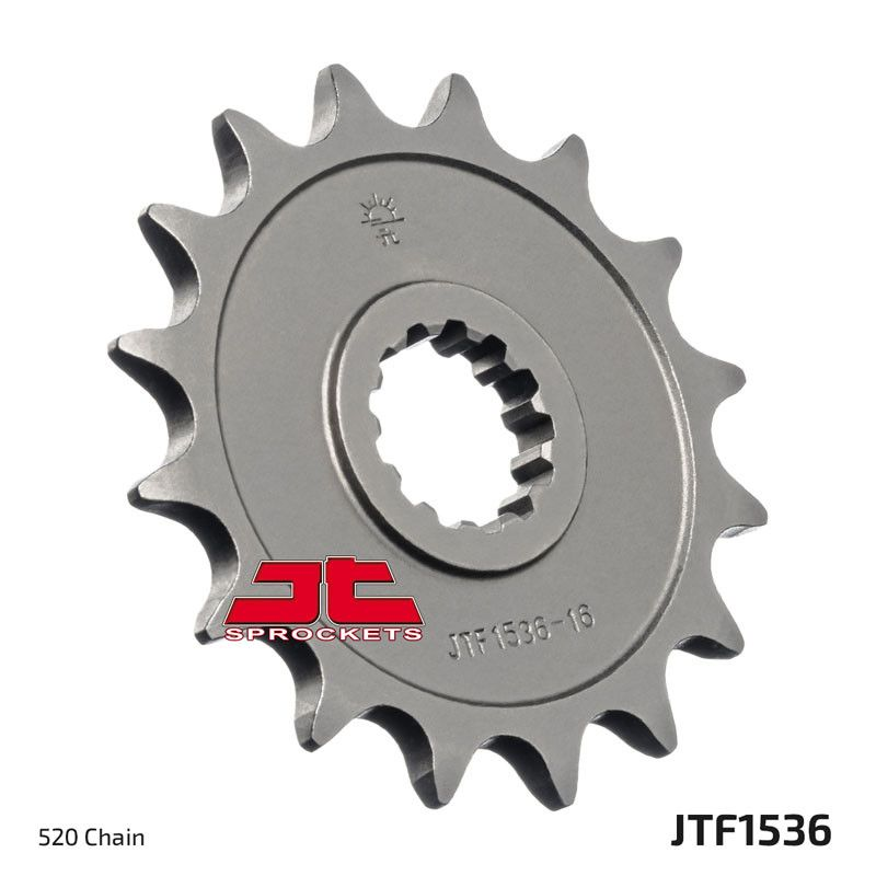 14 tooth JTF1536 front sprocket