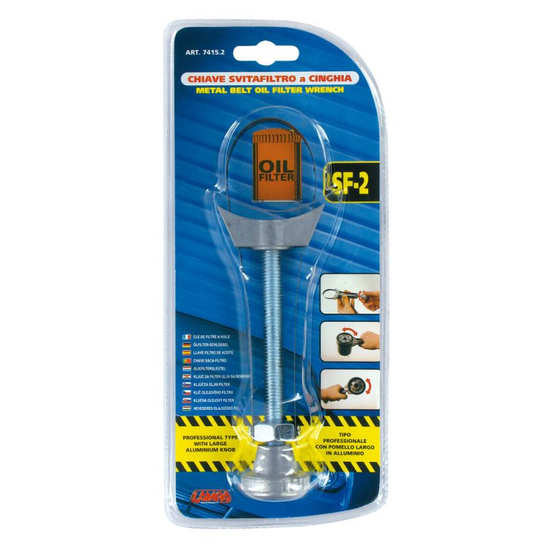 Lampa Belt filter unscrewing wrench