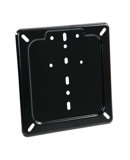 Lampa Plate Base Black Stainless Steel
