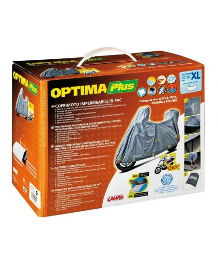 Lampa Optima Plus XL motorcycle cover