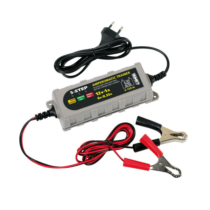 Lampa Amperomatic Trainer Battery charger